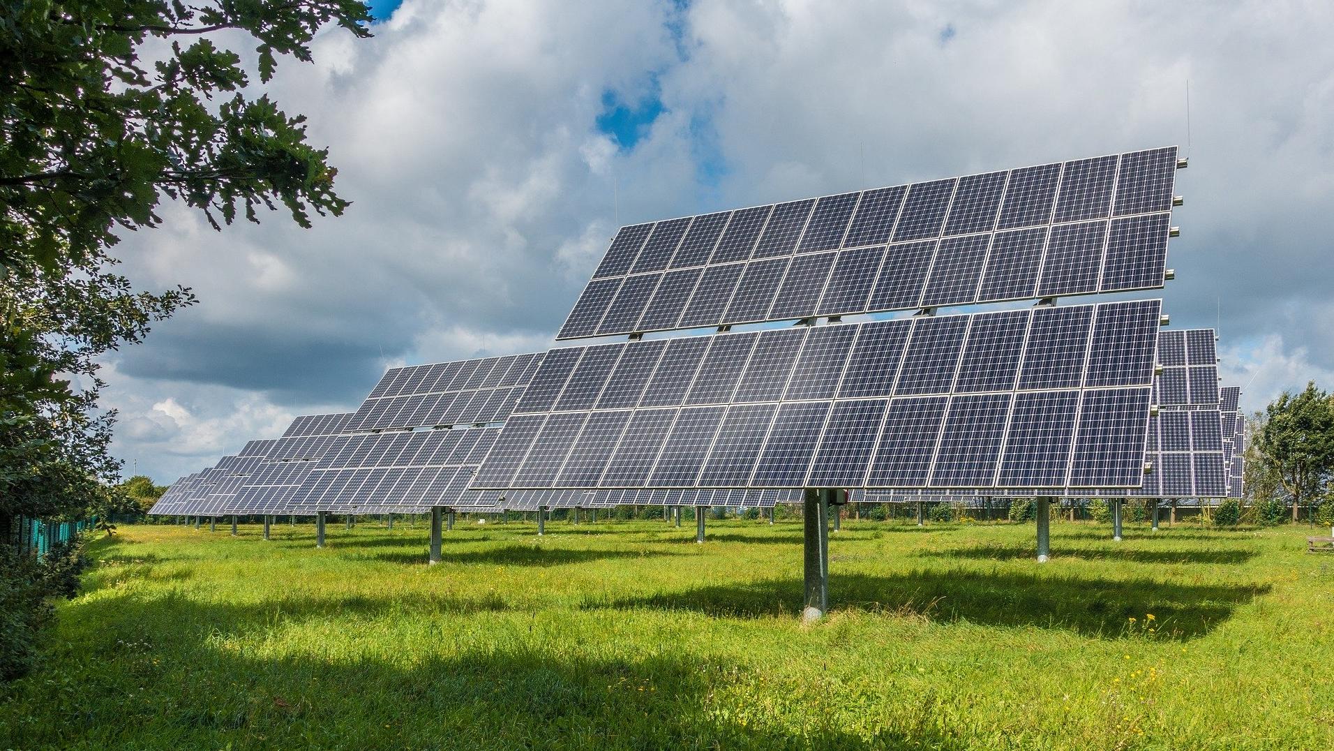 Foto Solarpanel
